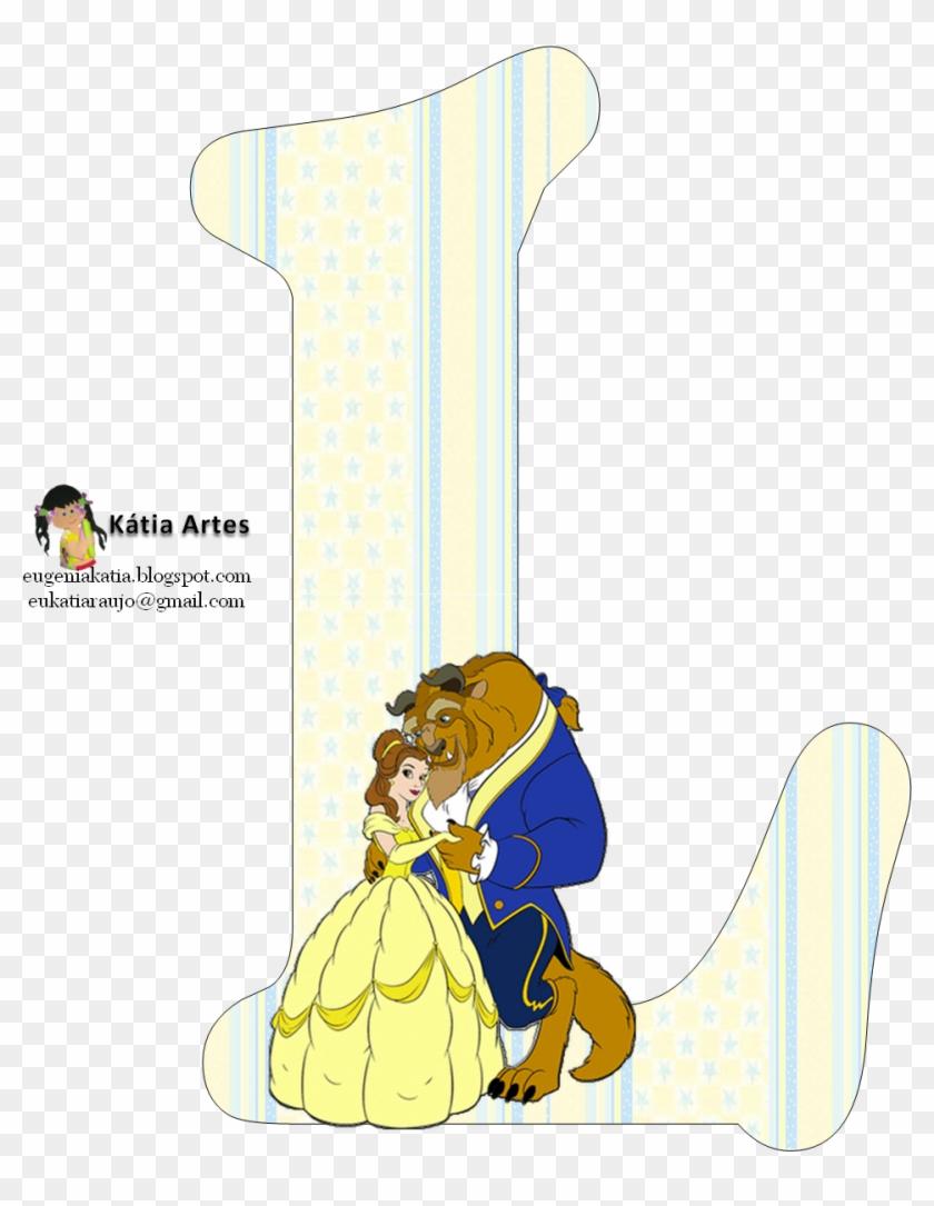 L Alfabeto Disney, Beauty And The Best, Beauty And - Letras De La ...
