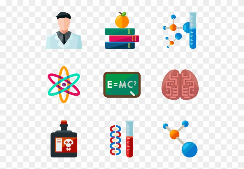 Free Icon Download Science Transparent Background - Transparent Chemistry Png Clipart@pikpng.com