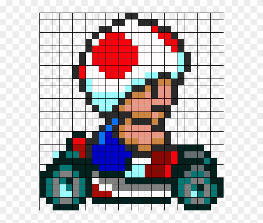 Mario Kart Coloring Pages - GetColoringPages.com | 710x840