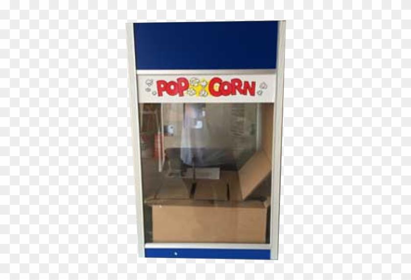Popcorn - Popcorn Machine Clipart #4168679