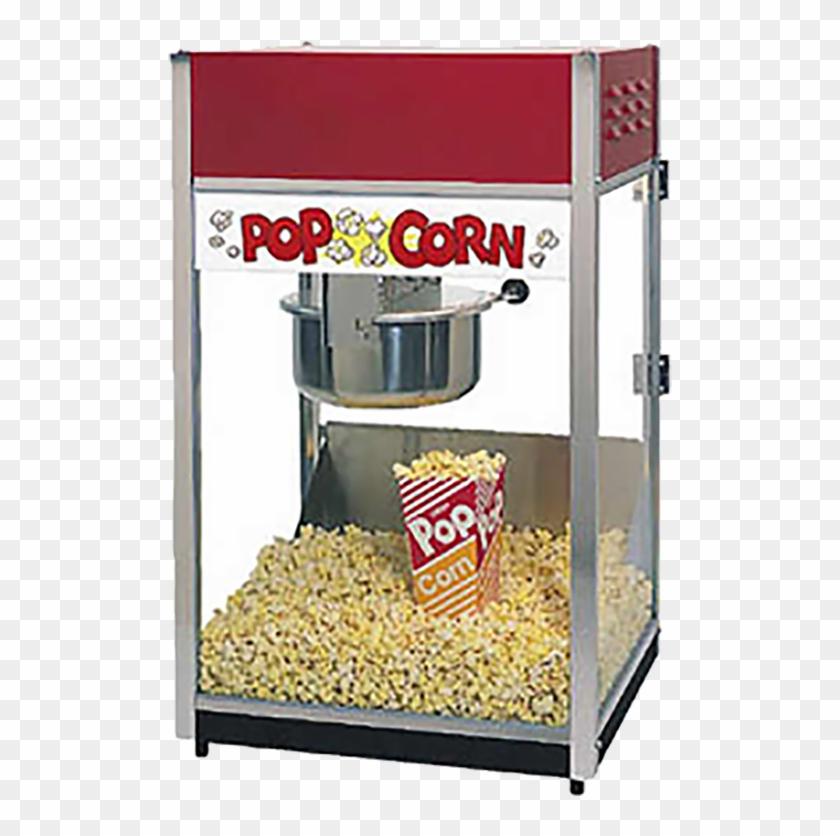 Popcorn Machine $45 - Gold Medal 2085 Clipart #4170121