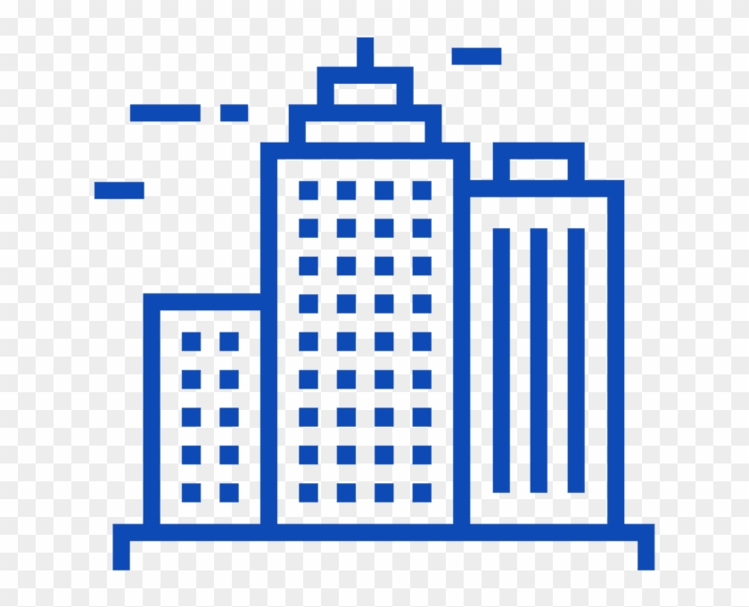 Office Leasing Centers - Brand Recognition Icon Clipart #4179744