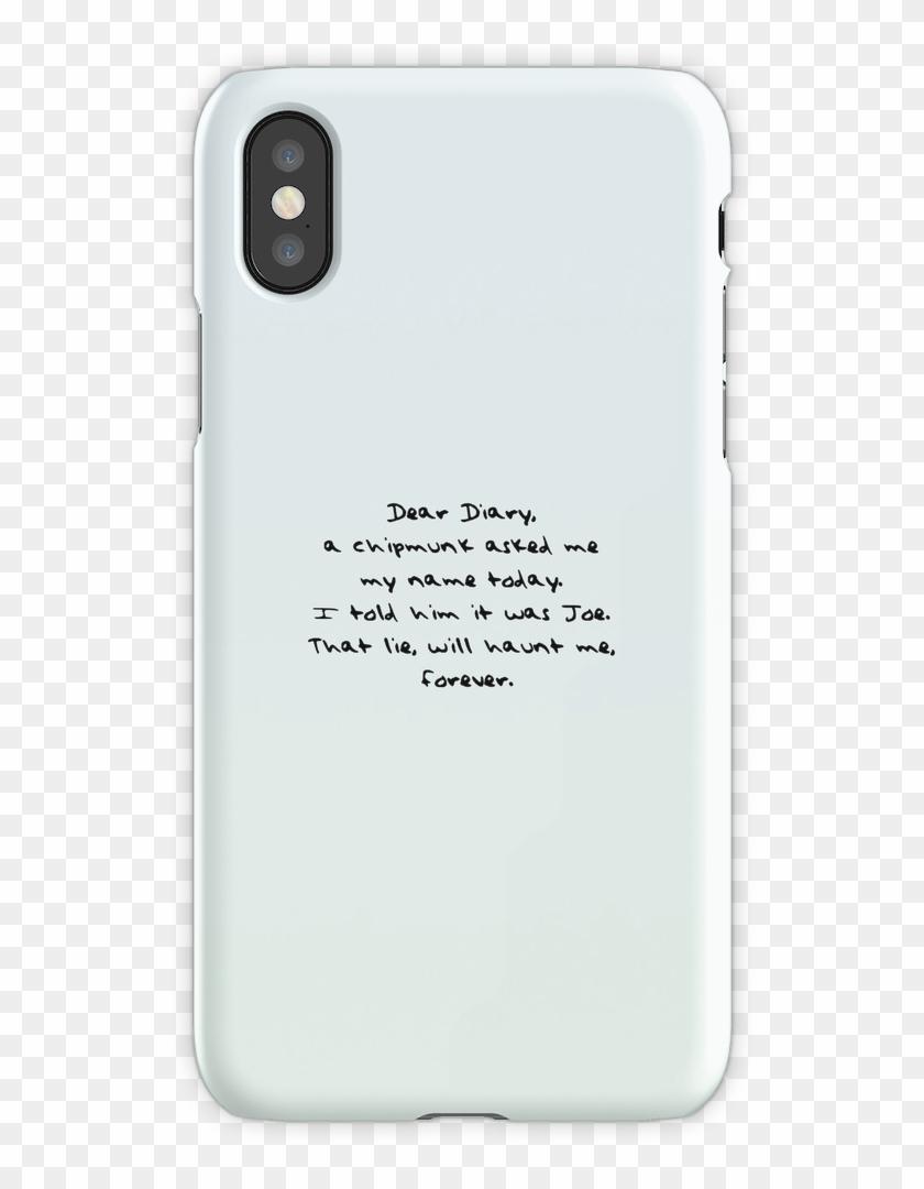 The Vampire Diaries Iphone X Snap Case - Vampire Diaries Phone Cases For Iphone X Clipart #4191649
