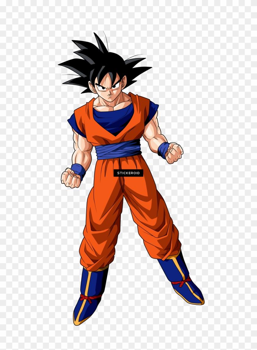 Dragon Ball Z Goku , Png Download - Goku Dragon Ball Z Png Clipart #4194036