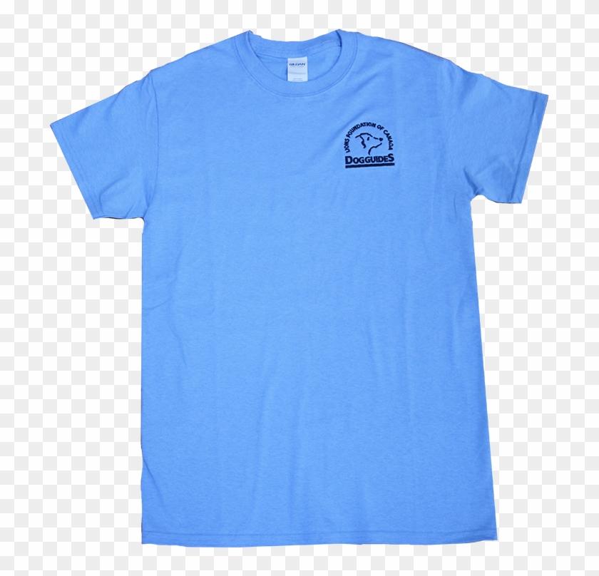 Carolina Blue T-shirt - Active Shirt Clipart #428533