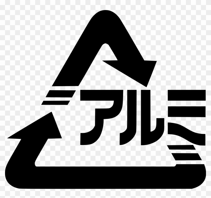 Japanese Recycling Wikipedia - Japanese Recycle Symbol Clipart #428877