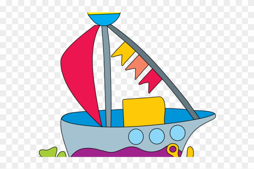 Sailing Boat Clipart Child Clip Art Toy Boat Transparent Background Png Download 4200229 Pikpng