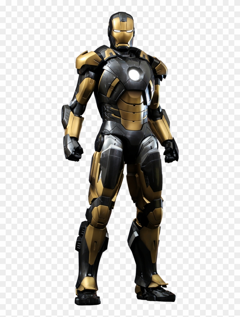 All Iron Man Suits Mark 1 50 Clipart 4202514 Pikpng