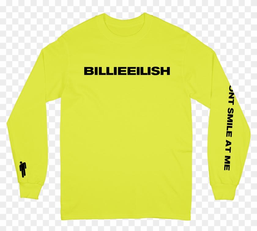 Yellow Long Sleeve Shirt - Long-sleeved T-shirt Clipart #4205558