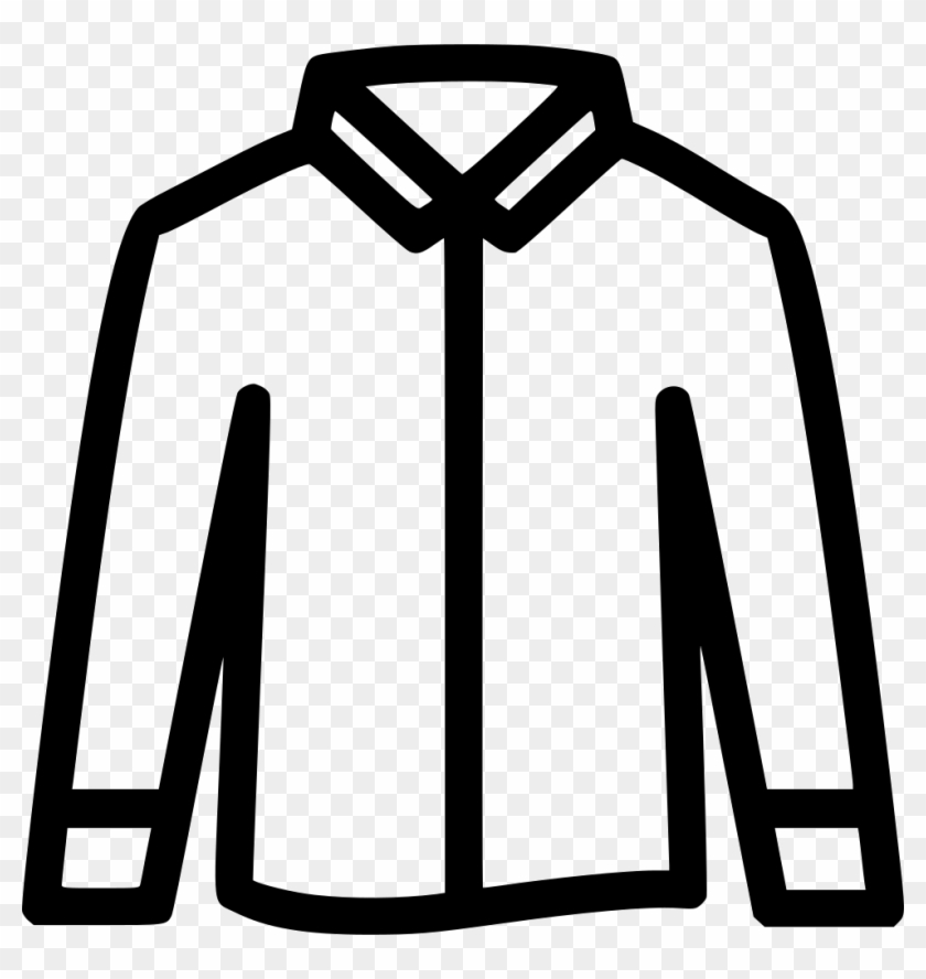 long sleeves shirt comments long sleeve shirt icon clipart 4206270 pikpng long sleeve shirt icon clipart