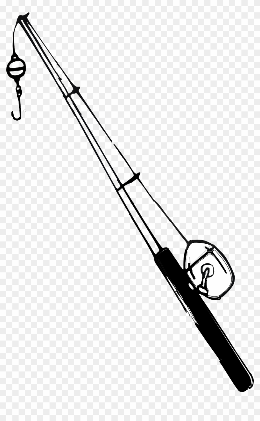 Fishing Rod Rod Fishing Png Image Fishing Rod Clipart Transparent 4209013 Pikpng