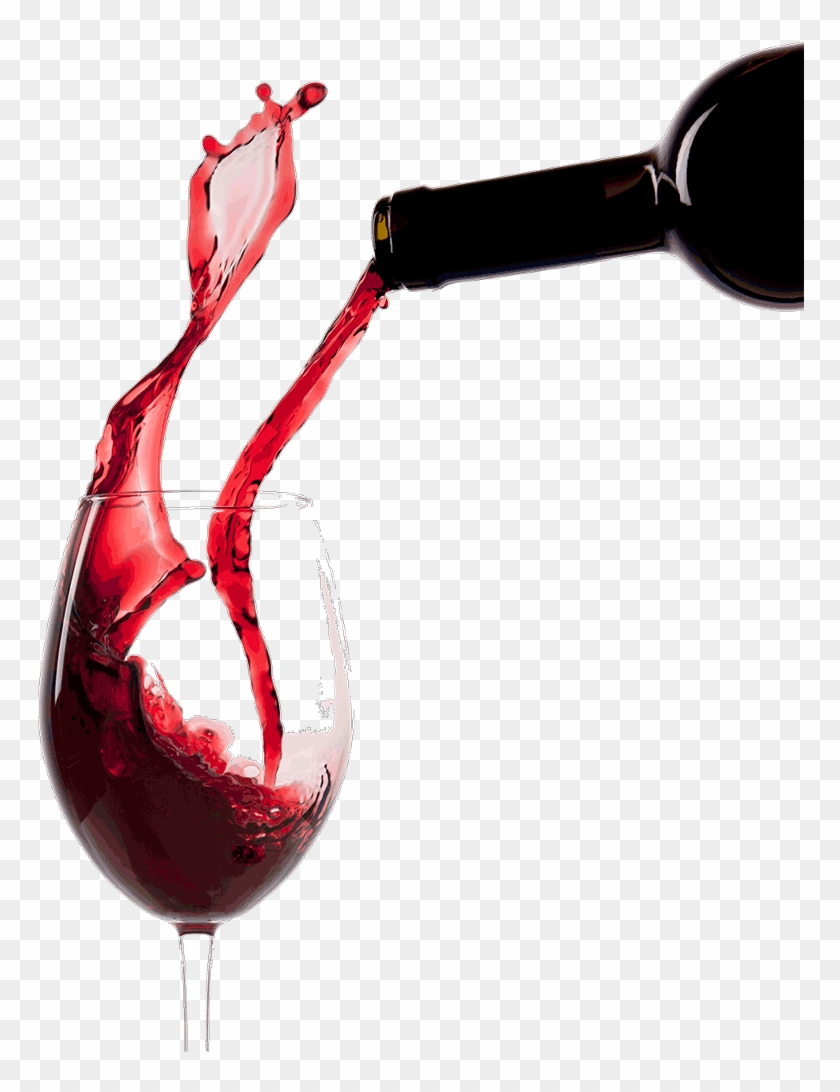 Bubble And Squeak - Pour Wine In Glass Clipart #4209921