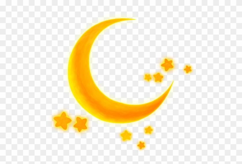 Lune Soleil Png سكرابز هلال رمضان Clipart 4223608 Pikpng