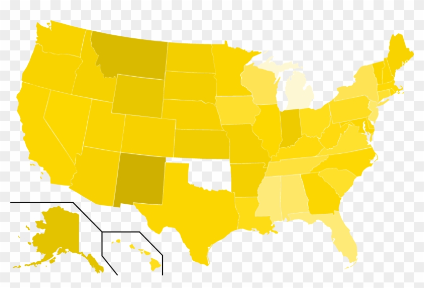 Libertarian Party Presidential Election Results, 2012 - States That Allow Corporal Punishment Clipart #4229588