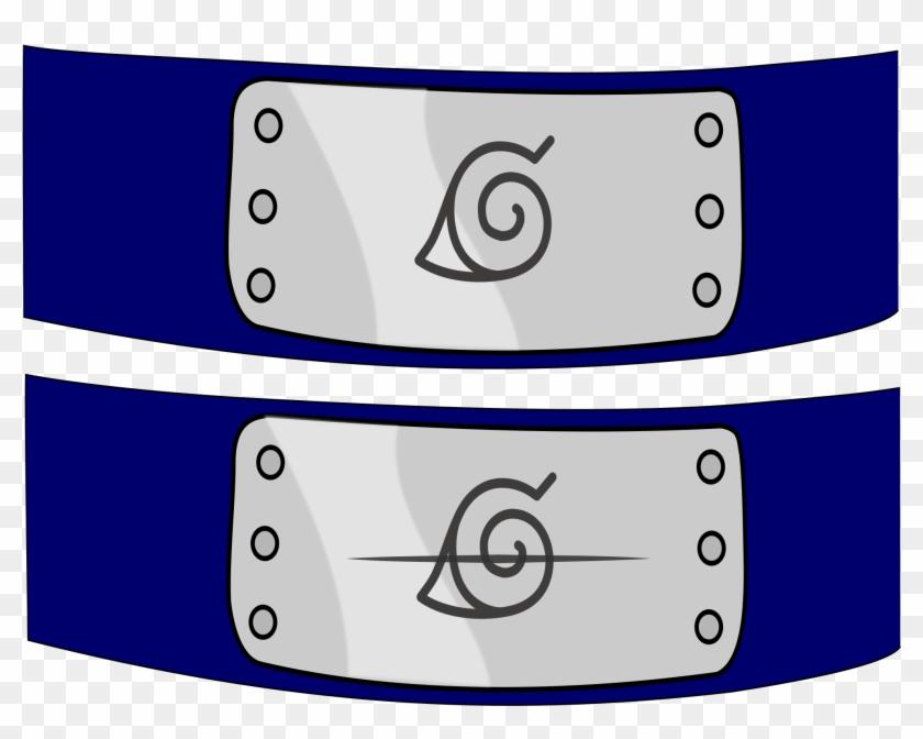 Bandeau Konoha Png - Naruto Banda Png Clipart (#4231841 ...