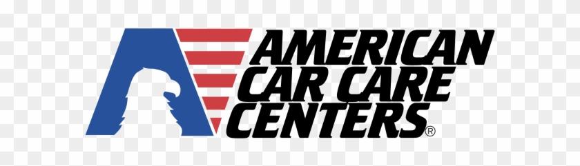 American Car Care Centers Logo - American Car Care Centers Clipart #4232877