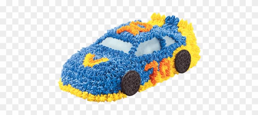 Excellent 3D Racecar Ice Cream Cake Carvel Ice Cream Car Cake Clipart Funny Birthday Cards Online Elaedamsfinfo