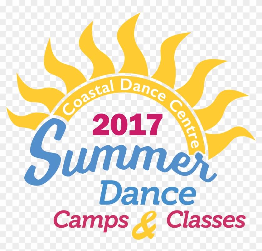 Summer Dance Class Logo Clipart #4246640
