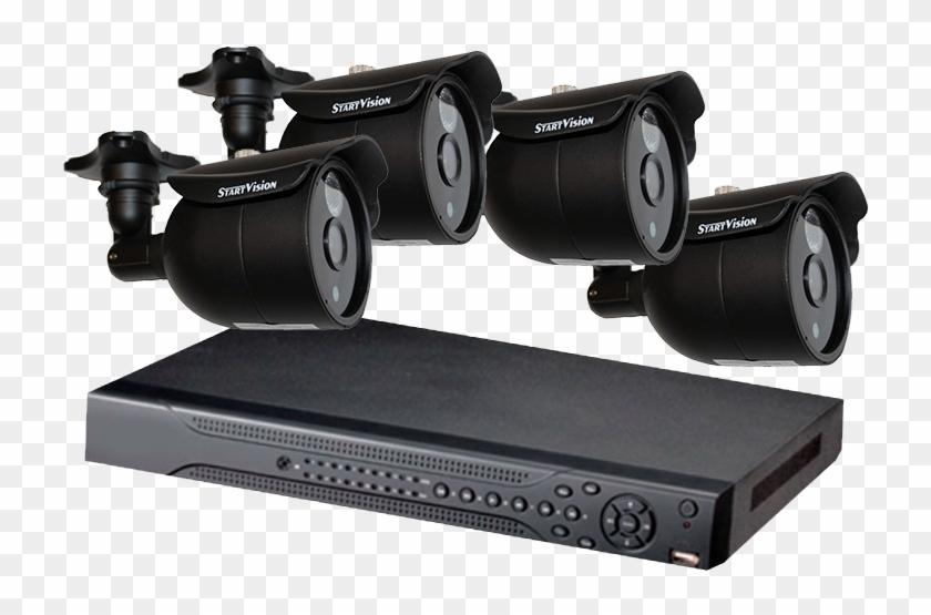 Instalación Y Mantenimiento De Camaras De Seguridad - Digital Camera Clipart #4248364