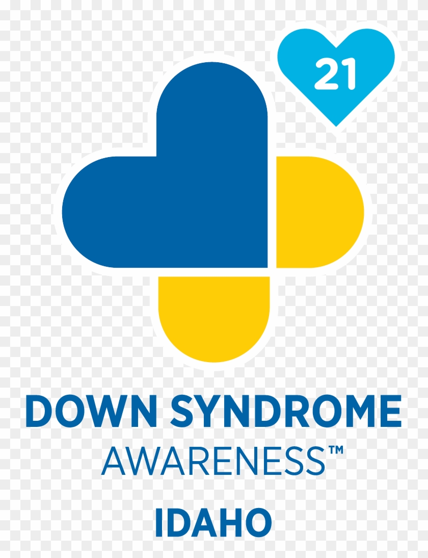 Eastern Idaho Down Syndrome Family Connect Foundation - Down Syndrome Awareness Clipart #4265275