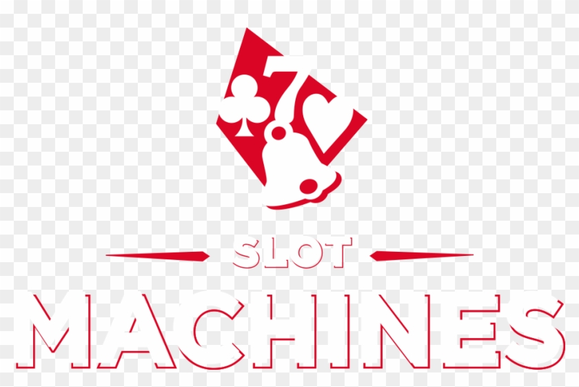 Slot Machines - Graphic Design Clipart #4267652