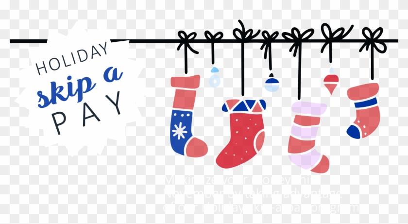 Next Item Fall 2018 Newsletter - Christmas Stocking Clipart #4270600