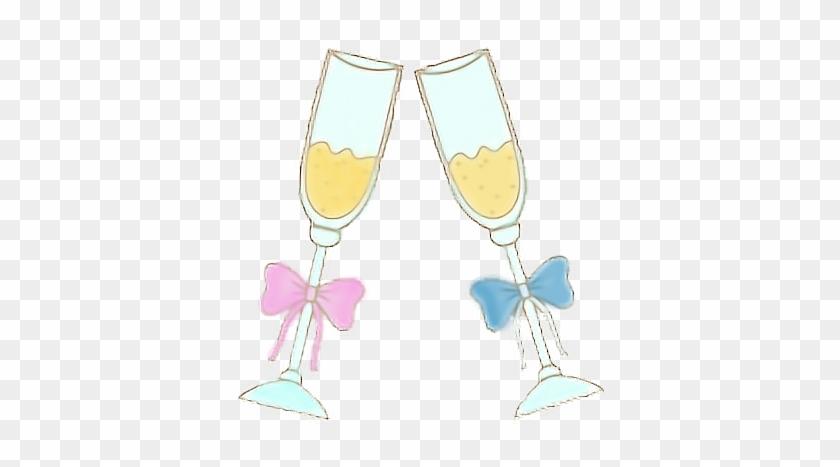 Wine Glass Clipart #4274509