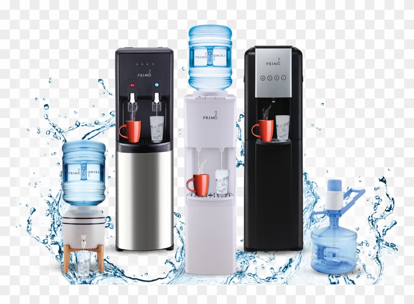 The Water Dispensers - Png Water Dispenser Clipart #4278015