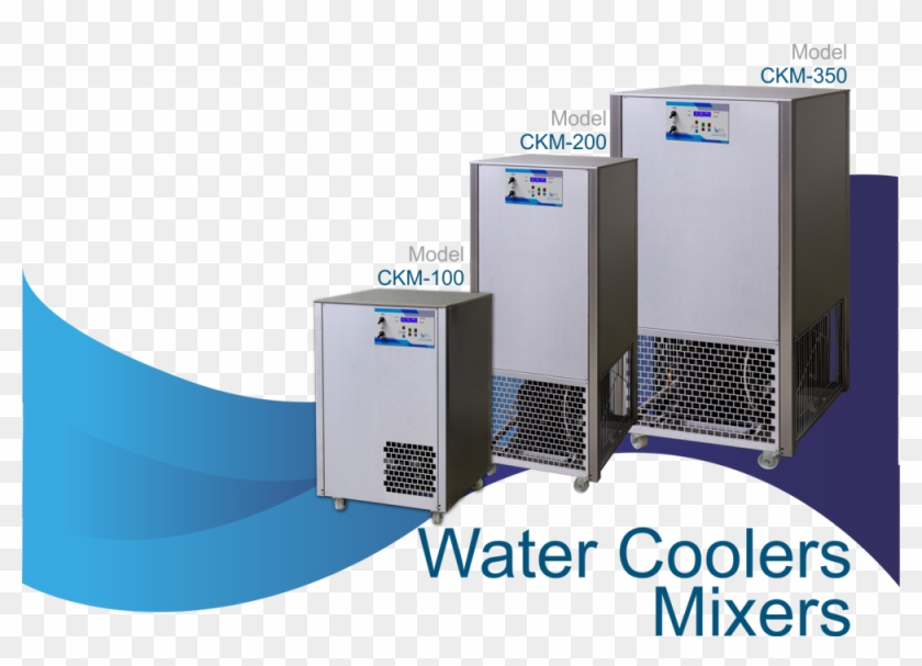 The Cooler Is Manufactured In Stainless Steel, It Is - Water Design Clipart #4278820