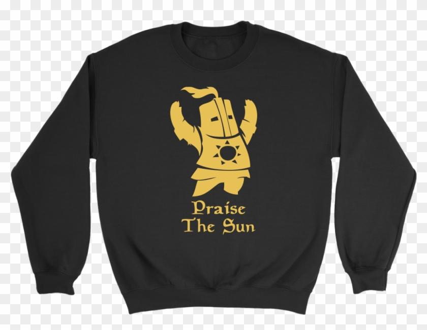 Praise The Sun Funny Shirt Knight Dark Souls Dark Souls - Dark Souls T Shirt Praise The Sun Clipart #4284382