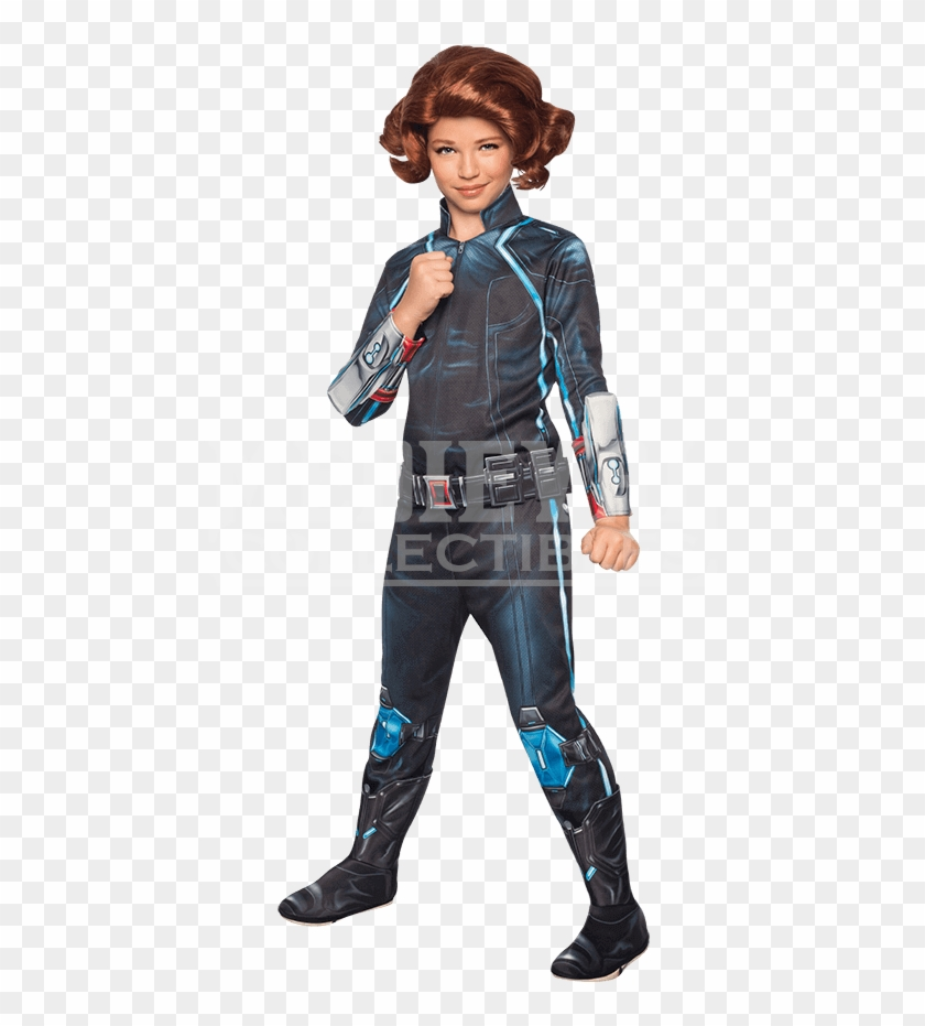 Ultron Deluxe Black Widow Costume
