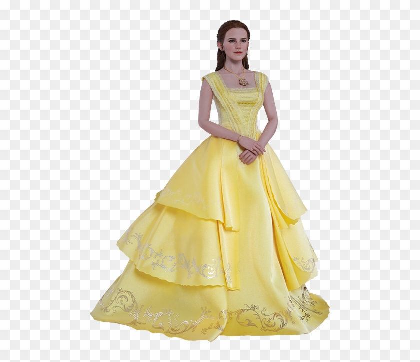 Keychain BELLE Funko Pocket POP Disney/'s Beauty /& the Beast Yellow Gown
