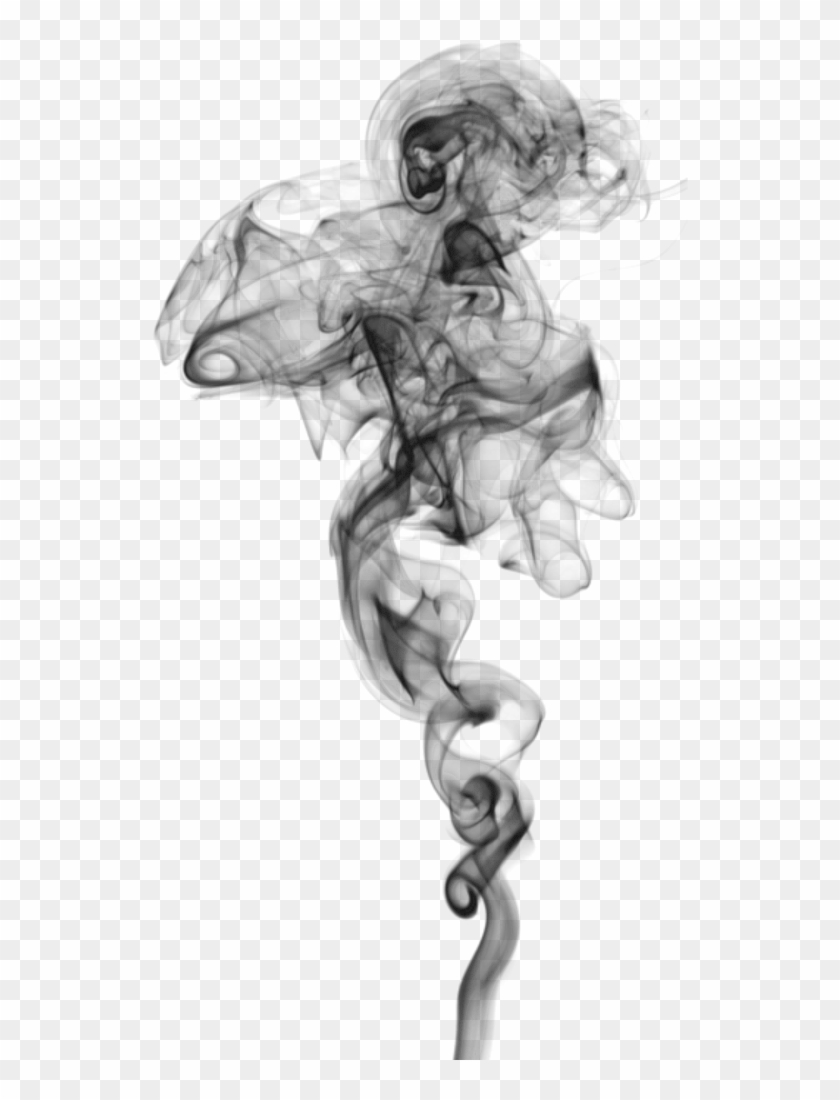Smoke Png Hd - Smoke Effect Transparent Background Clipart #433998
