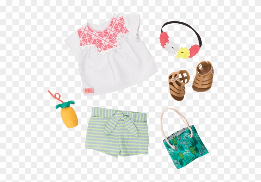 //s3 Ca Central - Outfit Our Generation Dolls Clothes Clipart #434578
