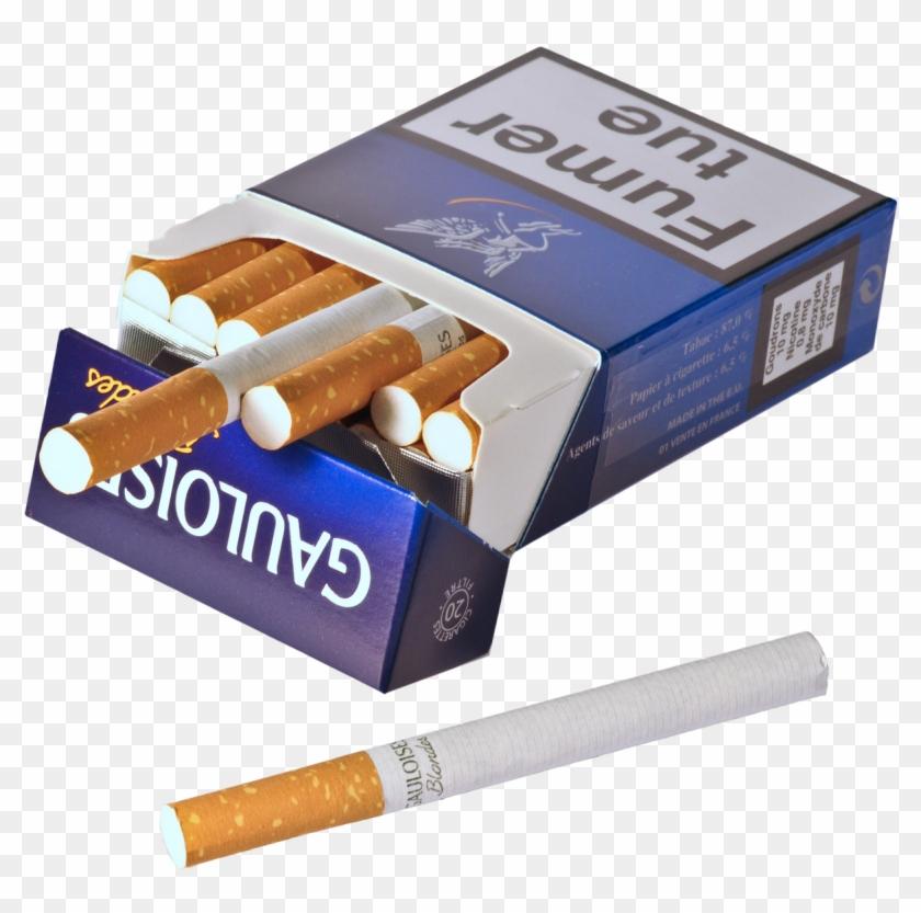 Cigarette, Package, Tobacco, Smoke, Gallic - Sin Tax Transparent Clipart #438529