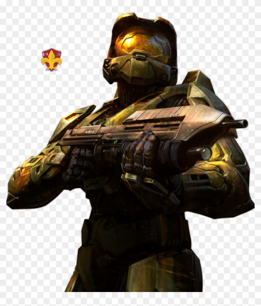 Halo Reach Master Chief Halo 3 Master Chief And Arbiter