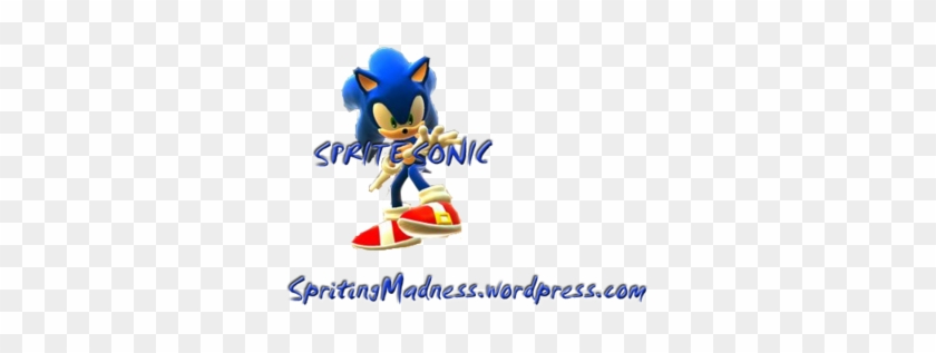 Sonic Unleashed- Was On Rails - Graphic Design Clipart #4301718