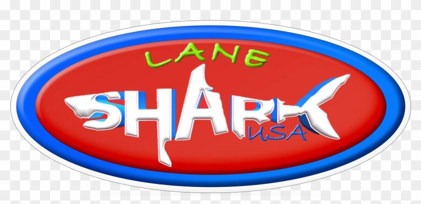 Lane Shark Usa Clipart #4302654