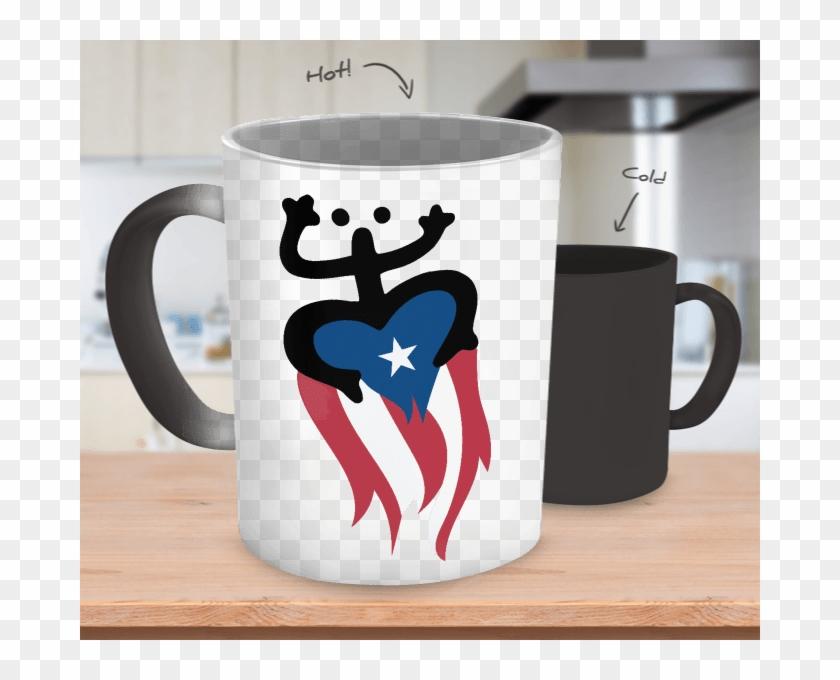 Coqui Color Changing Mug - Rick And Morty Mug Get Your Together Clipart #4303556