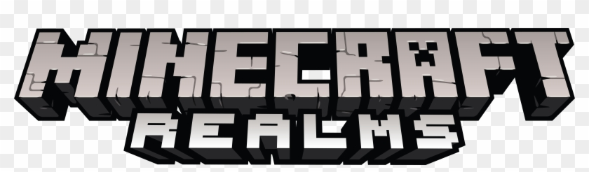 E3 2016 Minecraft Minecraft Realm Logo Png Clipart 4306656