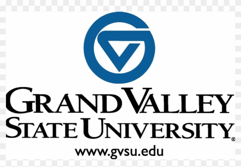 Grand Valley State University Logo - Grand Valley State University Clipart #4307990