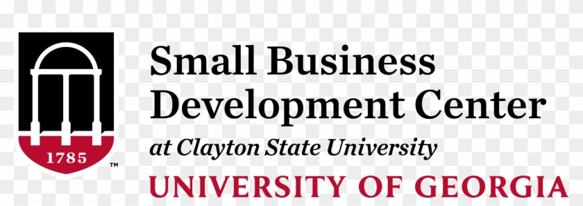 Sbdc Clayton State Logo - Ink Clipart #4309532