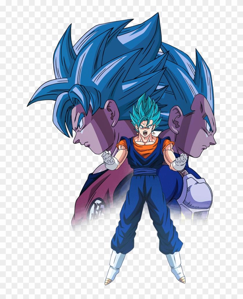 Vegeta Ssgss Render By Https - Goku Ssgss Render Clipart #4316865