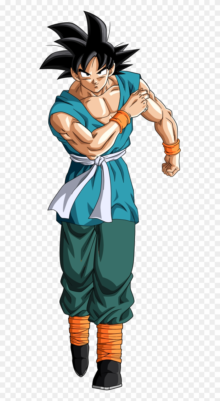Why Do People Like Goku And Vegeta's Rof Clothes So - Dragon Ball Goku End Of Z Clipart #4327405