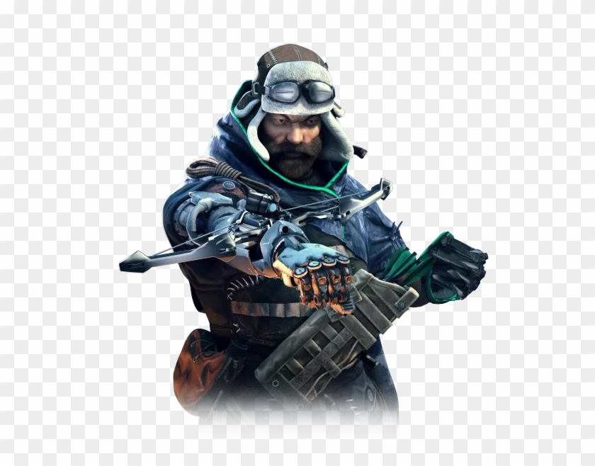 From Dirty Bomb Wiki - Dirty Bomb Hunter Png Clipart #4334479
