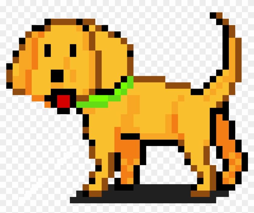 Dog - Pixel Art Brawl Stars Clipart #4339942