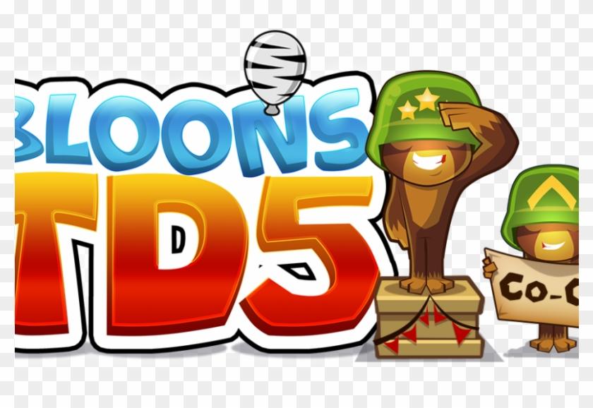 Bloons Td 5 Ninja Kiwi - Bloons Td 5 Xbox One Clipart #4342094