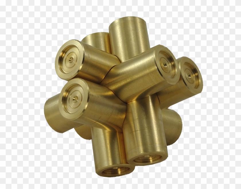 Brass Monkey Two - Gun Barrel Clipart #4349544