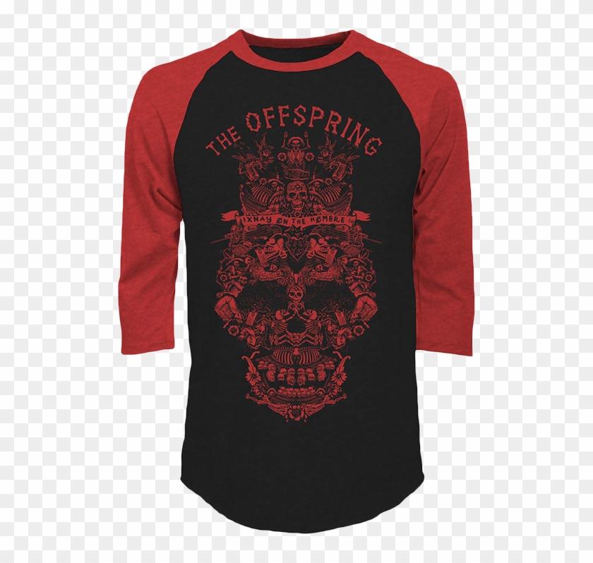 Long-sleeved T-shirt Clipart #4356902