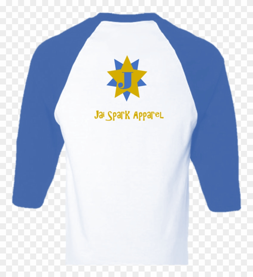 Adult Spark Team Tee - Long-sleeved T-shirt Clipart #4357299